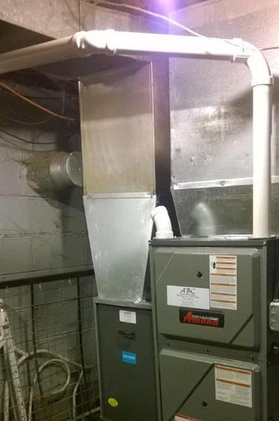 Amana Furnace Replacement